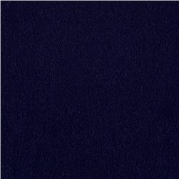 Rayon Jersey Knit Solid Navy