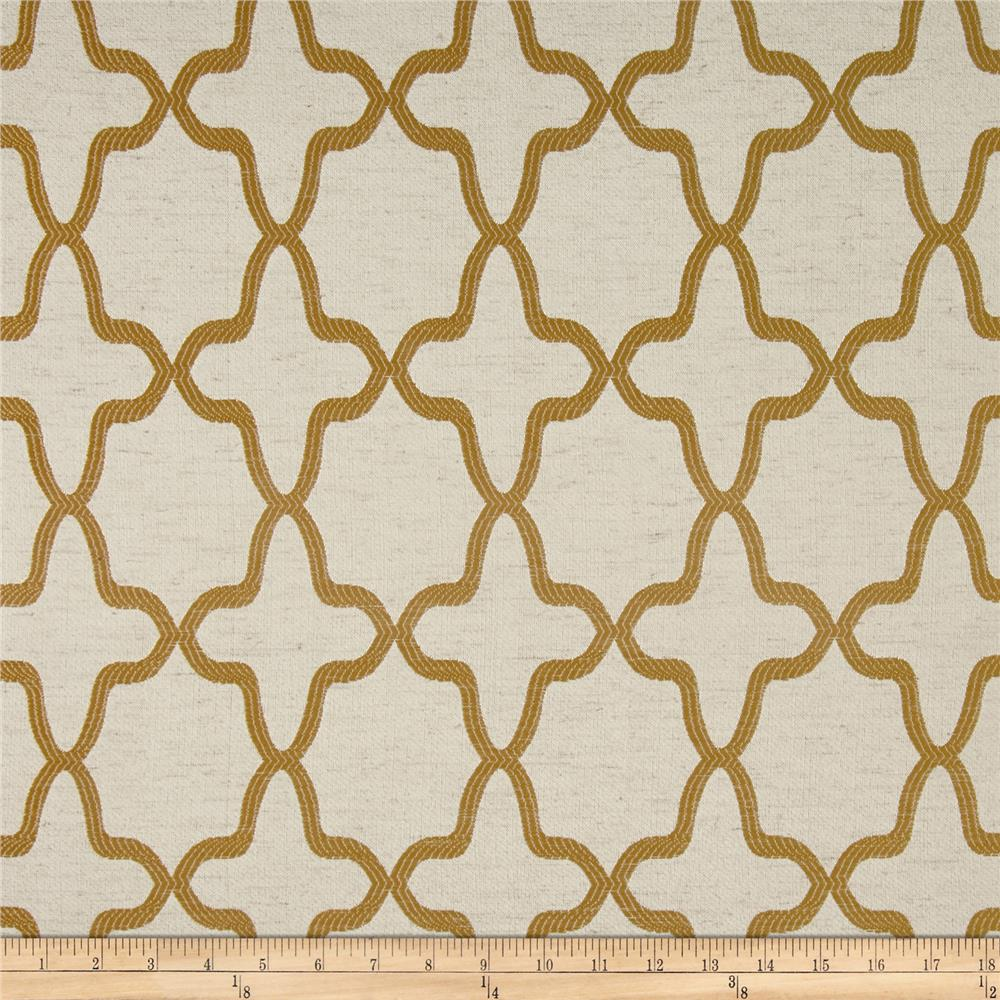 Eroica manchester jacquard gold discount designer fabric for Jacquard fabric