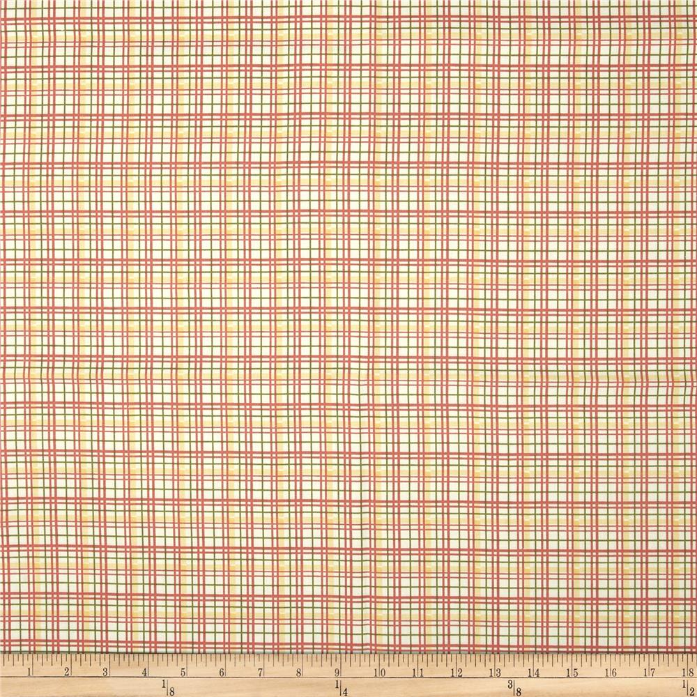 Richloom McGarity Plaid Spring