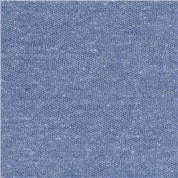 Tri Blend French Terry Chambray