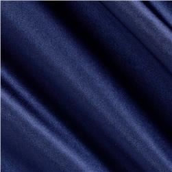 Silky Satin Dark Blue