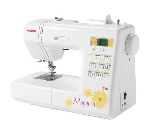 Janome Magnolia 7330 Sewing Machine