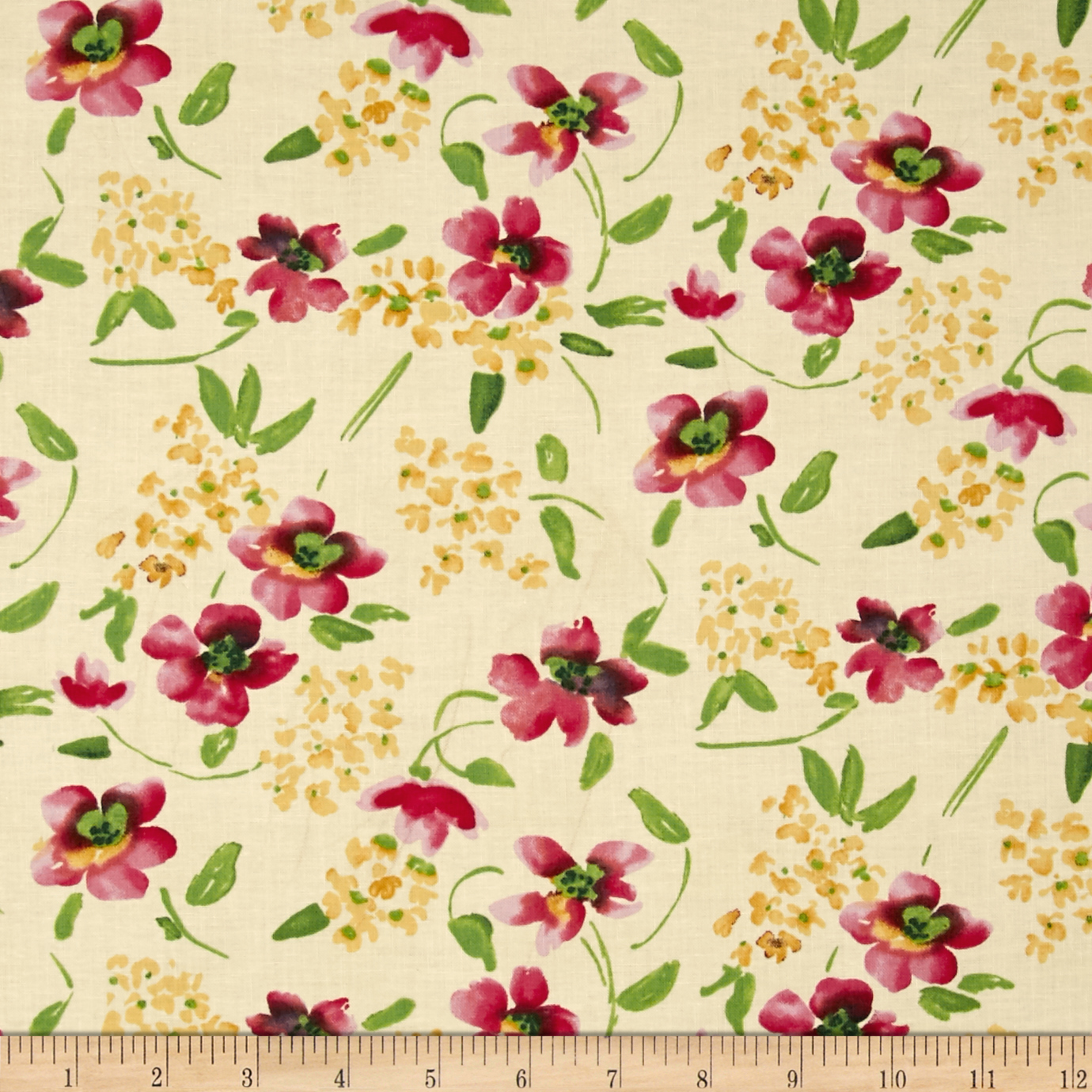 Image of Dear Stella Adelaide Blossoms Multi Fabric
