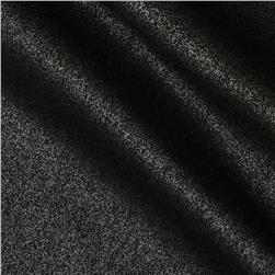 Cotton Shimmer Voile Black