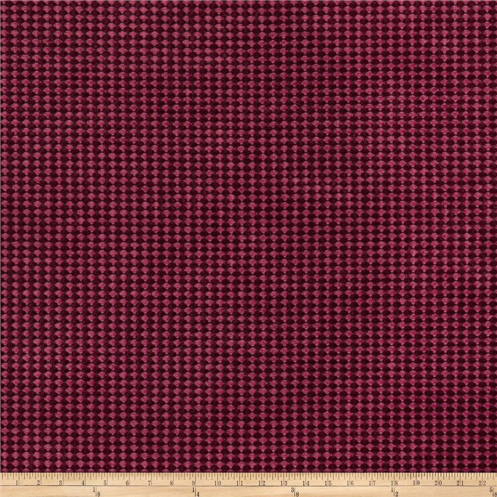 Fabricut Craft Chenille Berry