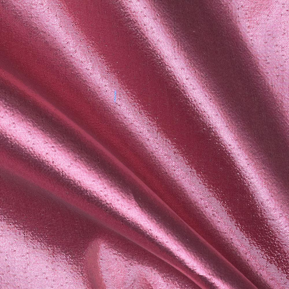 Tissue Lame Fuchsia