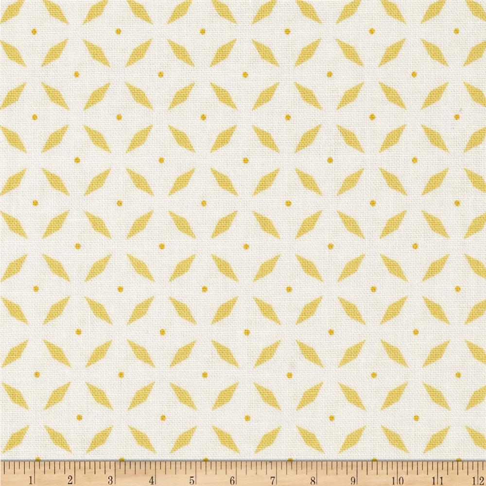 Soho Diamond Dots Ochre