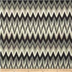 Swavelle/Mill Creek Rifat Chevron Black/Grey