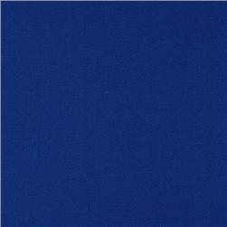 Diversitex Polyester/Cotton Twill Royal Blue