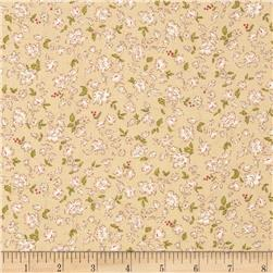 Lecien Kate Greenaway Coordinates Mini Floral Yellow