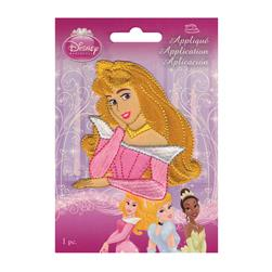 Disney Princess Iron On Applique Aurora