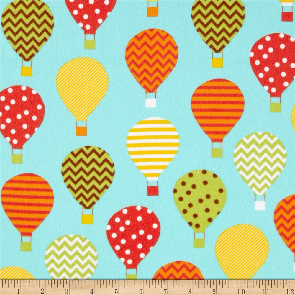 Urban Flotologie Flannel Hot Air Balloons Wild