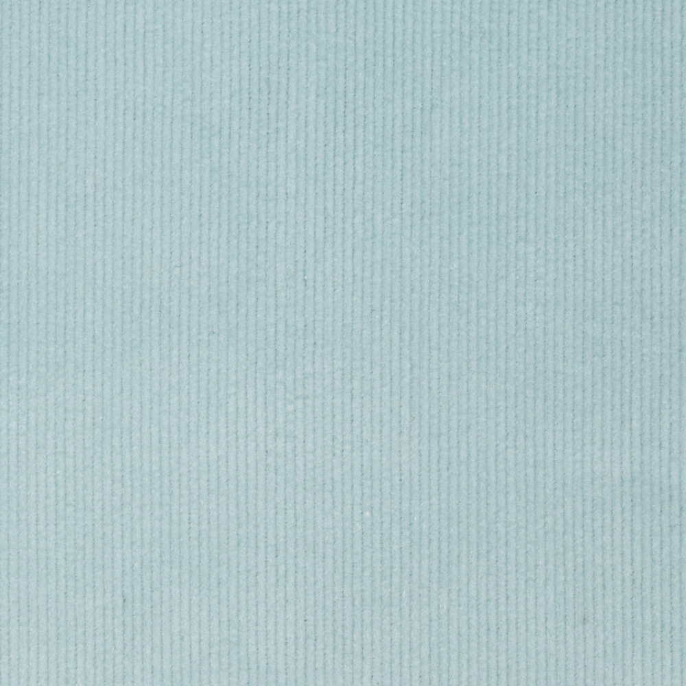 Winchester Stretch 16 Wale Corduroy Light Blue Fabric