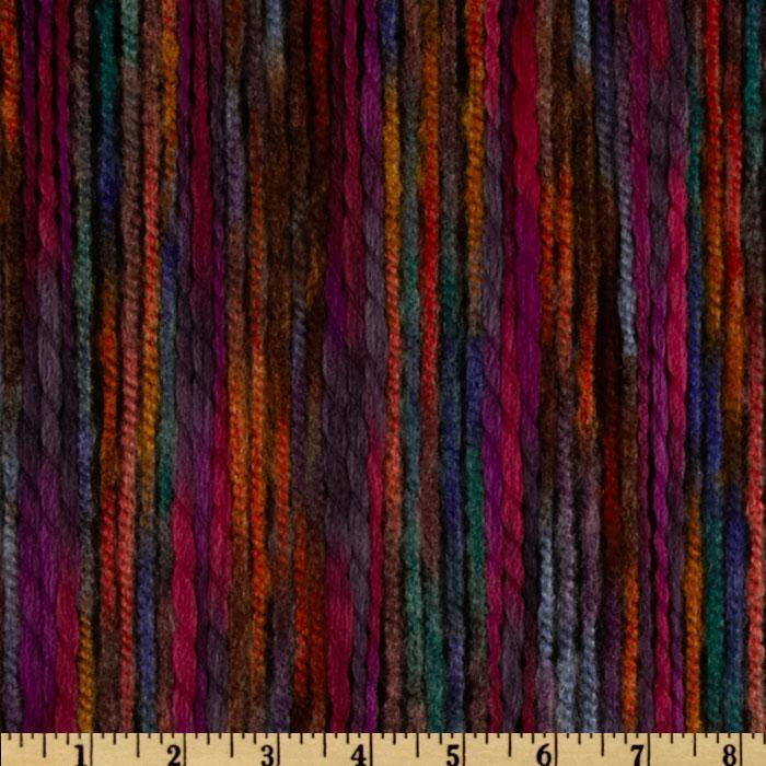 Cuzco Lodge Felted Knit Spice Berry