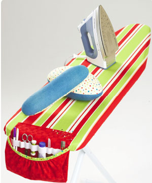 Kwik Sew Ironing Board Cover Caddy Pressing Ham & Sleeve Roll Pattern
