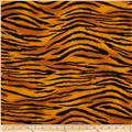 Timeless Treasures Tiger Orange