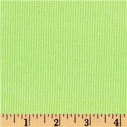 Stretch Slinky Knit Lime