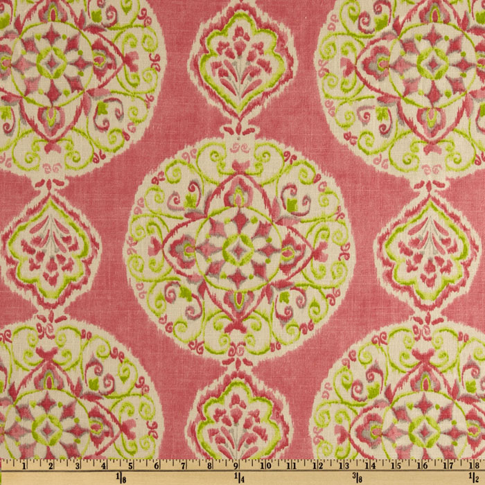 Dena Designs Mirage Medallion Petal Fabric