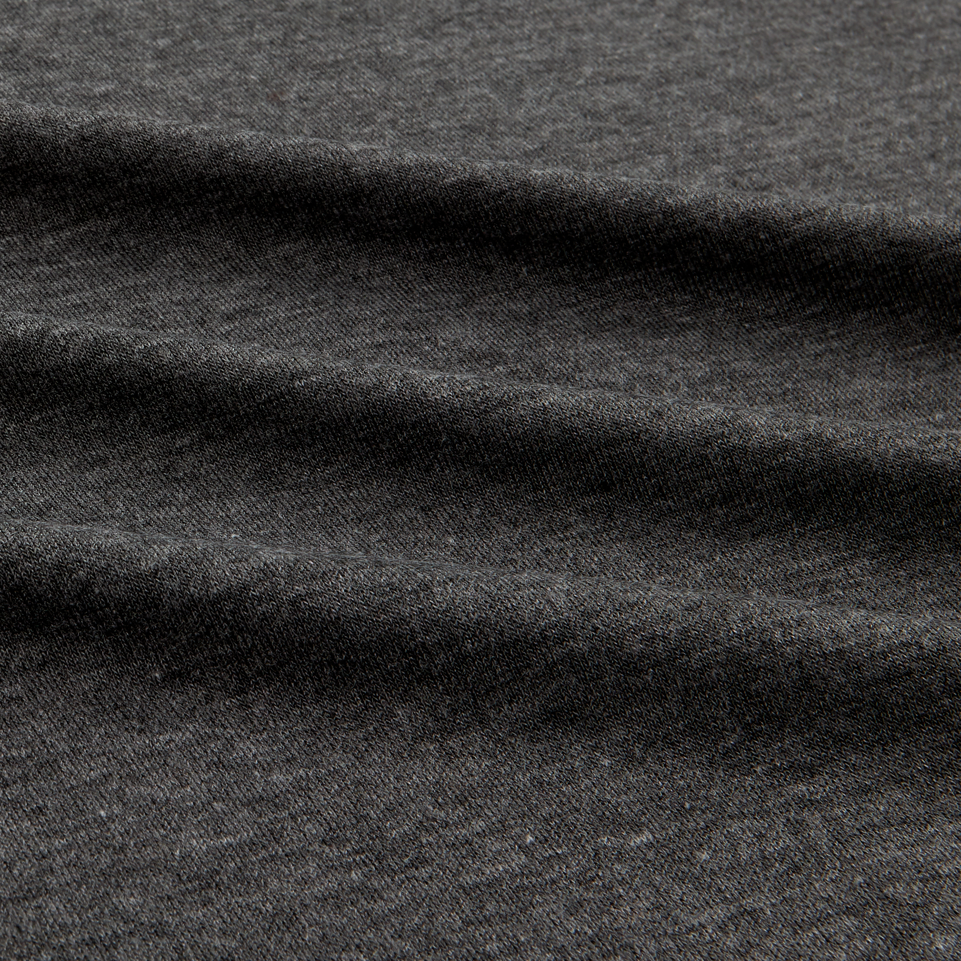 Rayon Spandex Jersey Knit Solid Charcoal Fabric