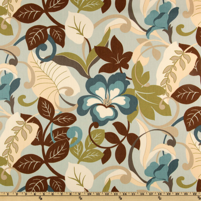 Richloom Indoor/Outdoor Coventry Spa Home Decor Fabric