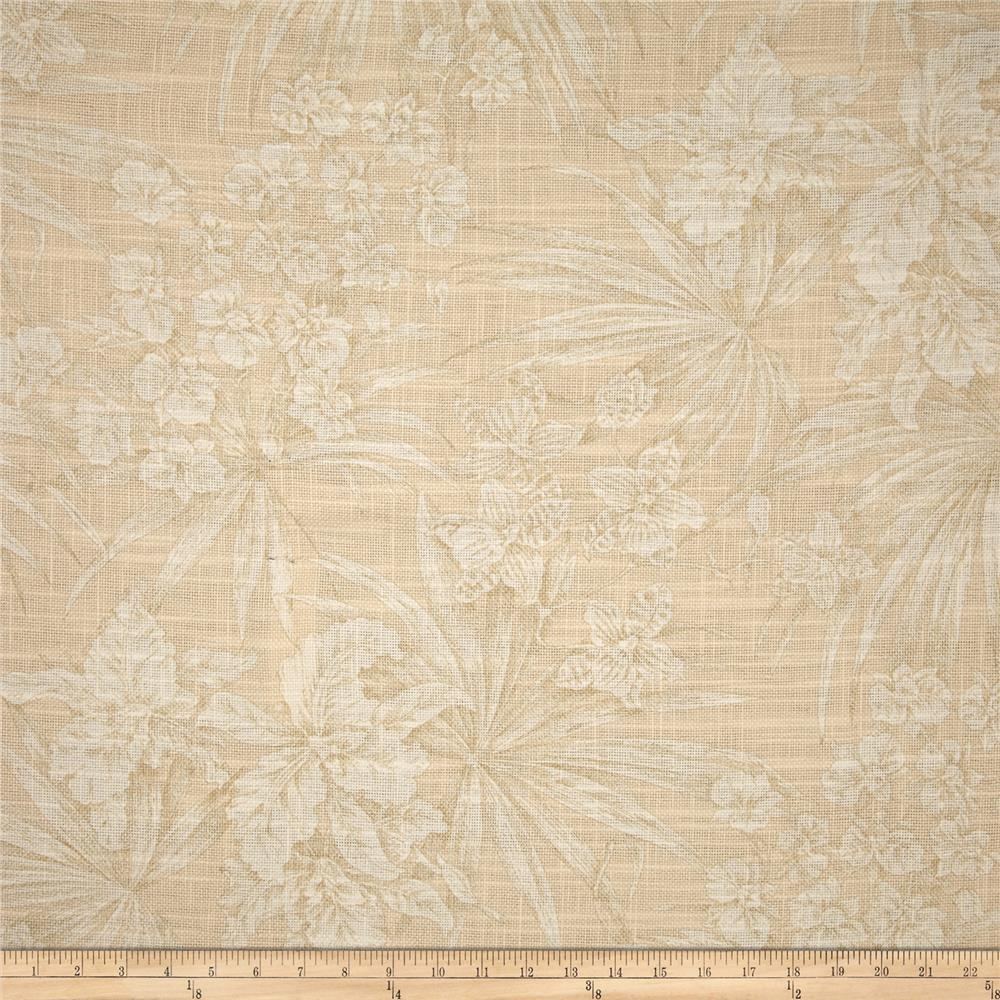 Magnolia Home Fashions Atlantis Linen Blend Reed