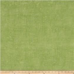 Isaac Mizrahi Heirloom Linen Island Green