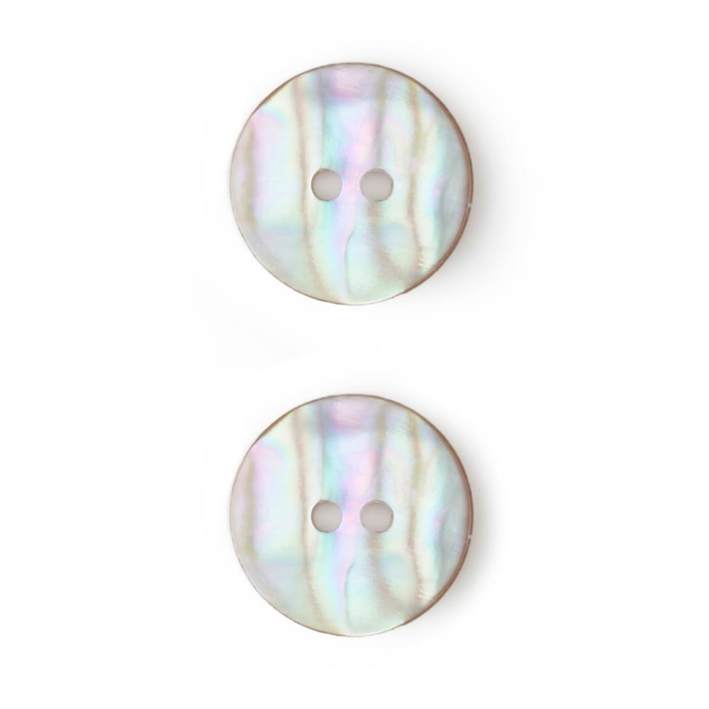 11/16'' Mother of Pearl Buttons Beige