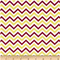Ups & Downs Chevron Red/Yellow