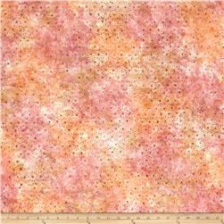Wilmington Batiks Mini Dots Pink