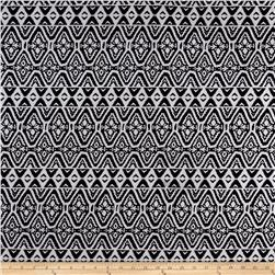 Geo Bohemian Ity Prints Black/White