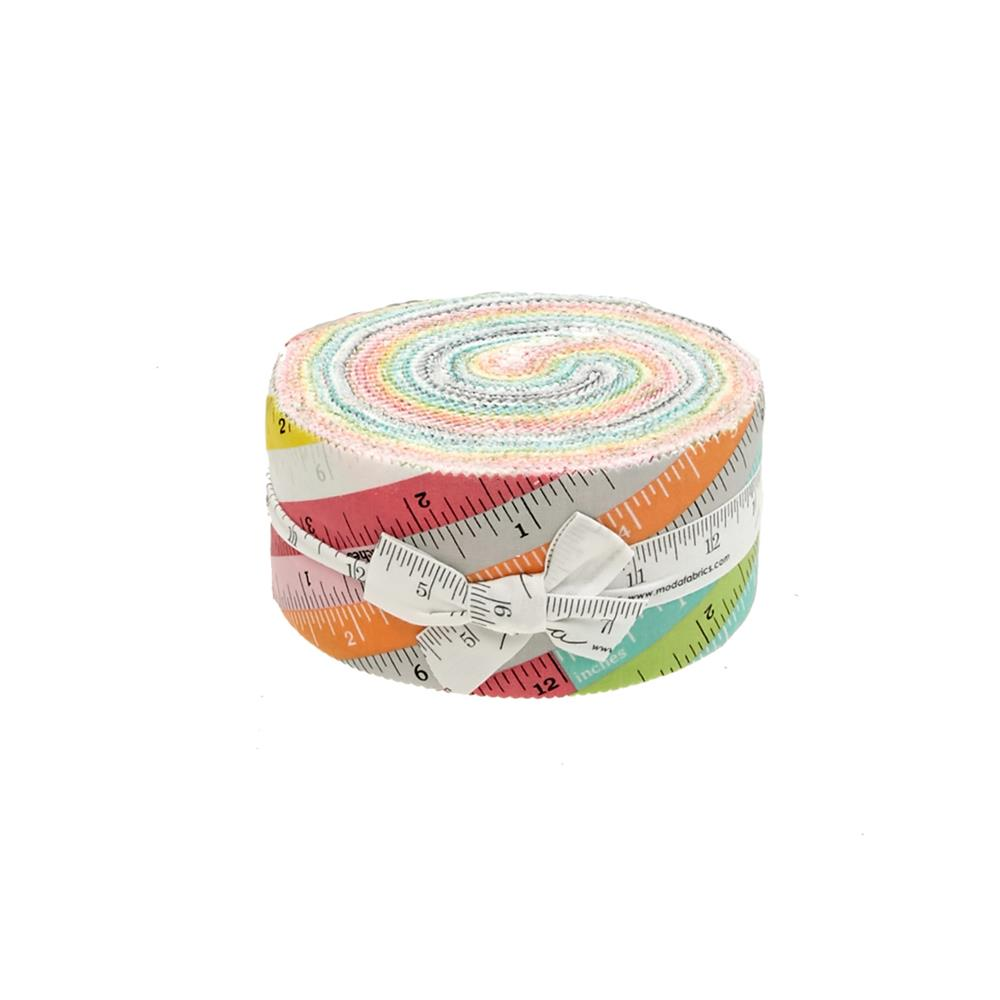 "Moda Sew & Sew 2.5"" Jelly Roll"