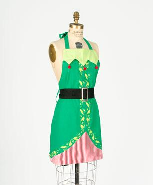 Moda Home Santa's Helper Apron