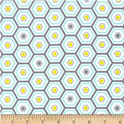 Penelope Bath House Tiles Aqua