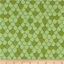 Camelot Under the Sea Scales Green