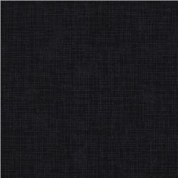 Quilter's Linen Print Charcoal