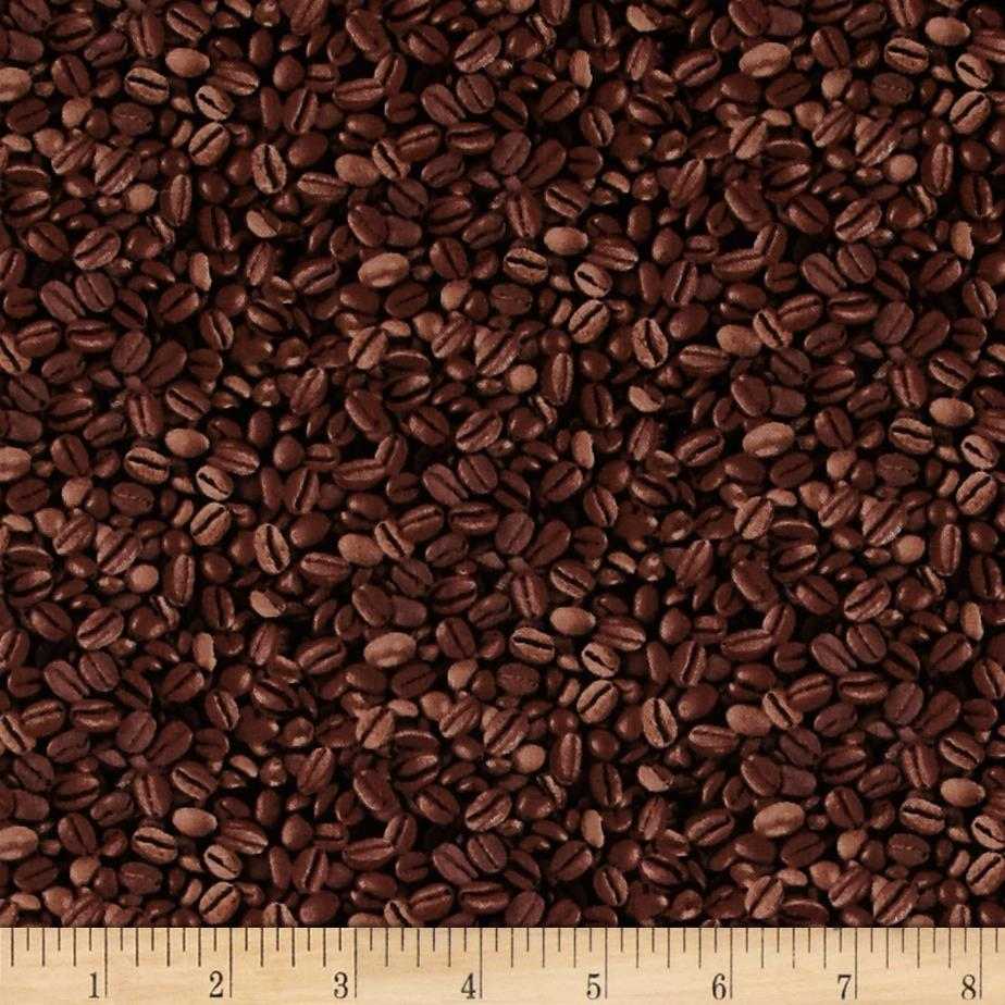 Timeless Treasures Coffee House Coffee Beans Bean