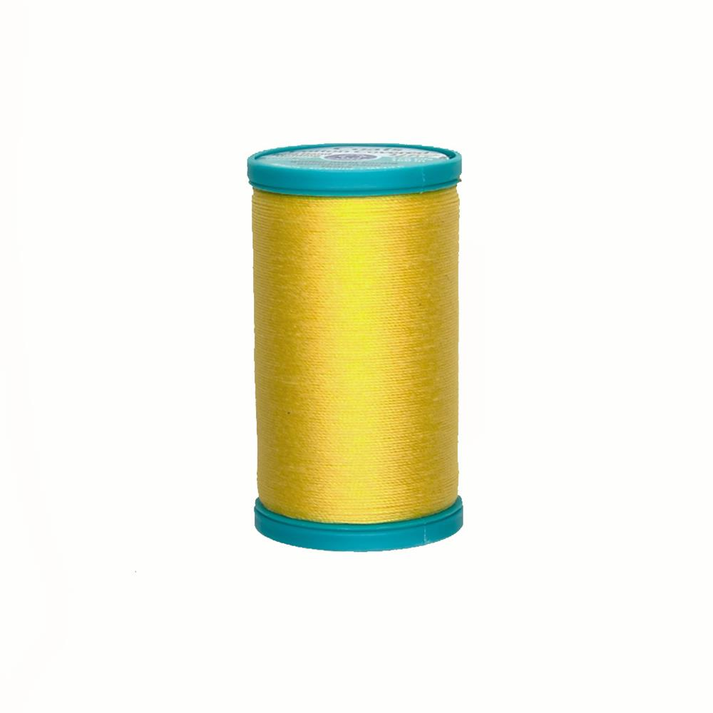 Coats & Clark Covered Cotton Bold Hand Quilting Thread Sun Yellow