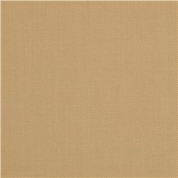 Worsted Wool Blend Suiting Twill Soft Beige