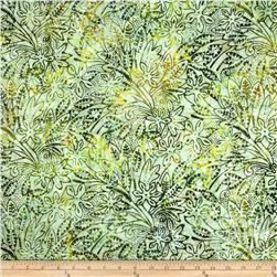 Tonga Batik Punch Sketchbook Mint