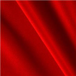 Nylon Lycra Spandex Athletic Knit Solid Red