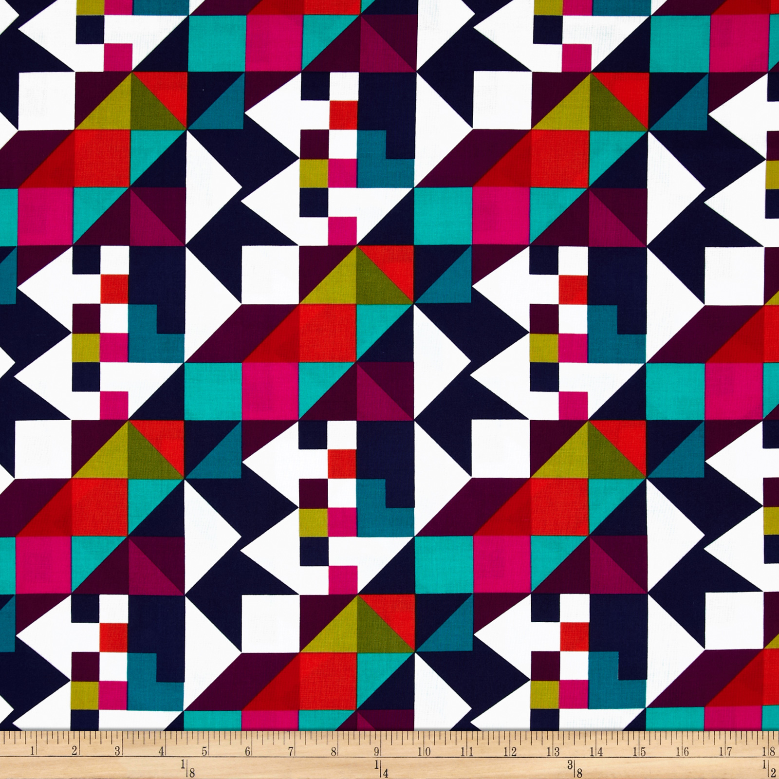 Michael Miller Tangram Jewel Fabric