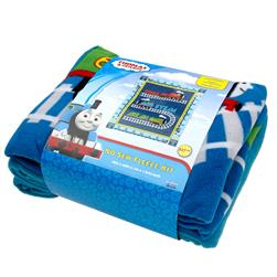 Thomas the Train Fleece Kit