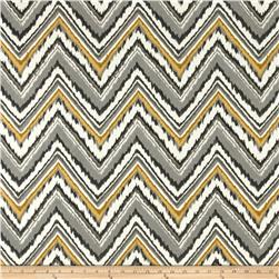Waverly Dena Designs Chevron Charade Slate