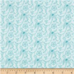 Sewing Room Whitework Light Aqua