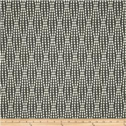 Waverly Strands Jacquard Charcoal