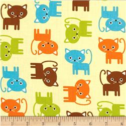 Kaufman Urban Zoology Kitties Bermuda