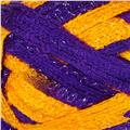 Red Heart Boutique Sashay Team Spirit Yarn Purple/Gold Yarn
