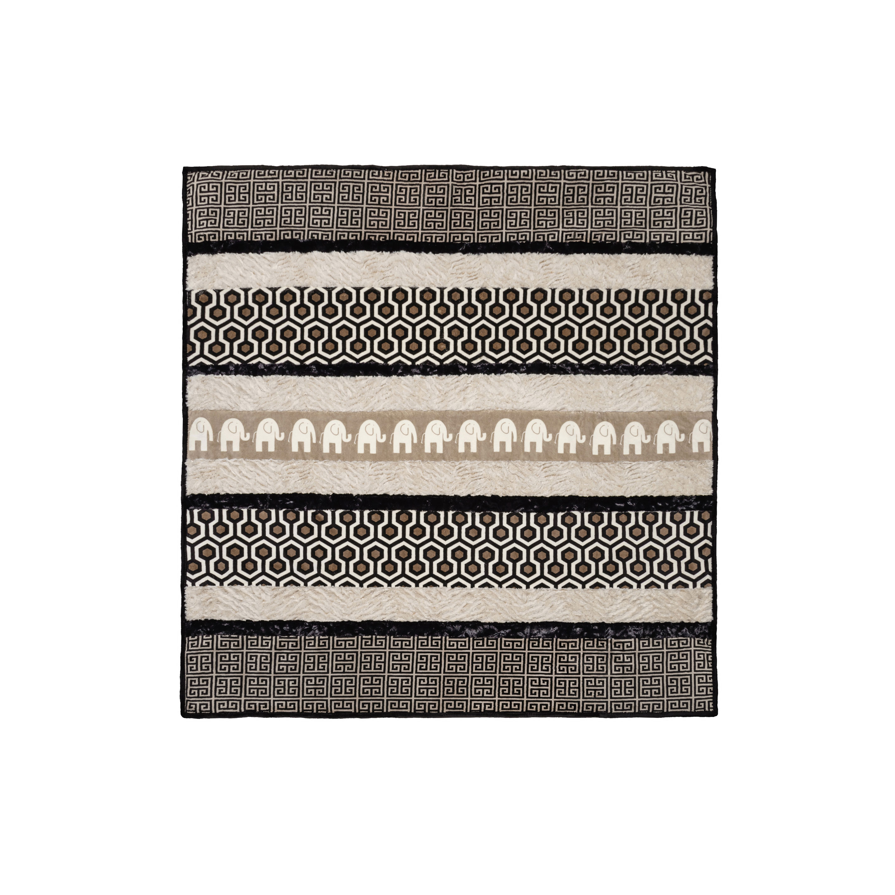 Shannon Minky Cuddle Quilt Kit Crazy 8 Dolce Luxe