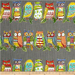 Richloom R Gallery Hoot Mercury