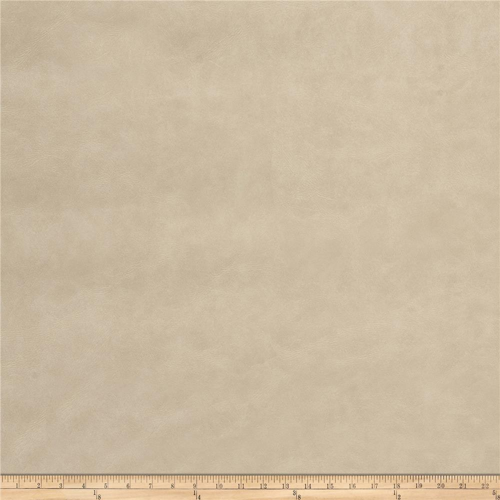 Fabricut Herricks Faux Leather Ivory